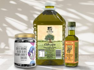 Olive Oil Label Print